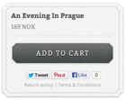 Buy An Evening in Prague